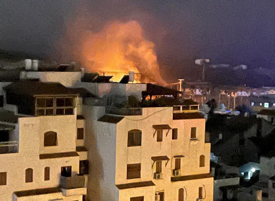 ForPost - Новости : «Ночь не спали, бомбили нас...»: рассказ простого жителя о происходящем в Израиле