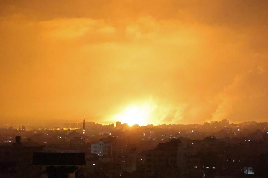 ForPost - Новости : Число жертв в секторе Газа перевалило за сотню