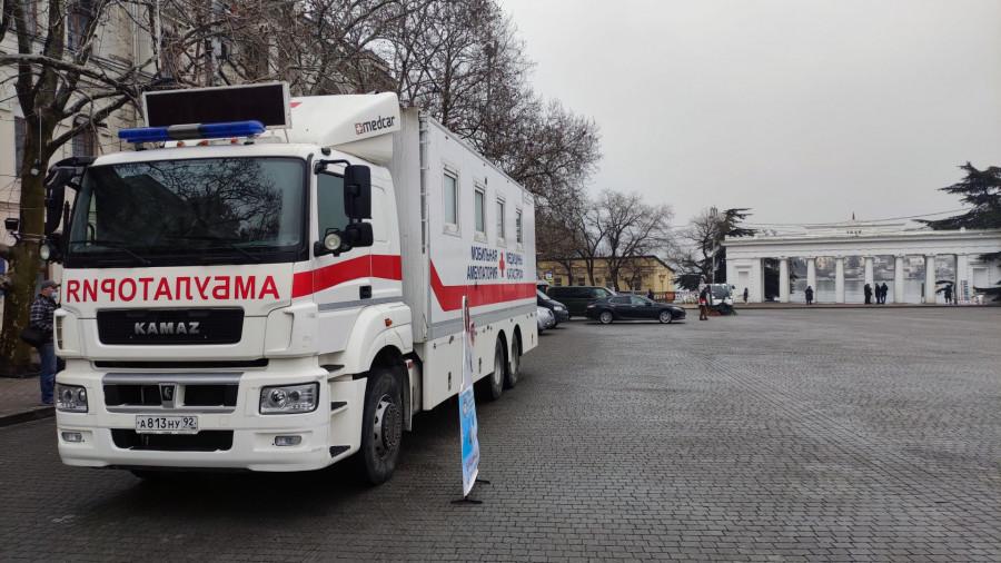 ForPost - Новости : Сводка по коронавирусу в Севастополе за 16 мая
