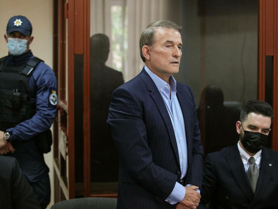 ForPost - Новости : Зеленский назвал законным лишение Медведчука возможности влиять на Украину