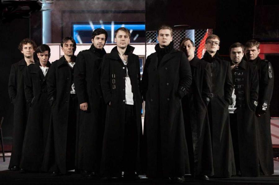 ForPost - Новости : Севастопольцы триумфально выступили на театральном фестивале в Москве
