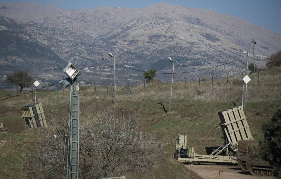 """Украина рассчитывает купить аналог израильской системы ПВО """"Железный купол"""""""