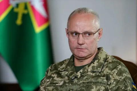 Главнокомандующий ВСУ сообщил о 80 тыс. военных РФ на границах с Украиной