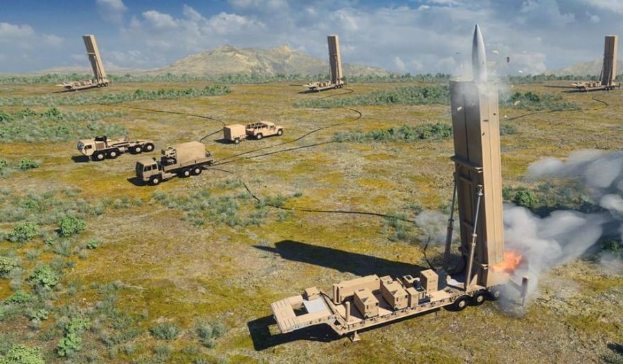 ForPost - Новости : Новая ракета США может достать до Москвы из Лондона