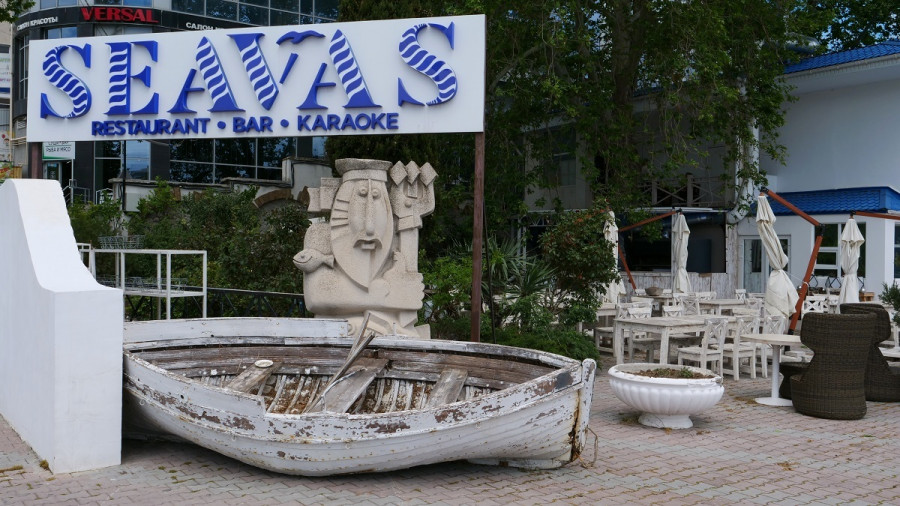ForPost - Новости : Судить ресторан Seavas будут с земли, а не с моря