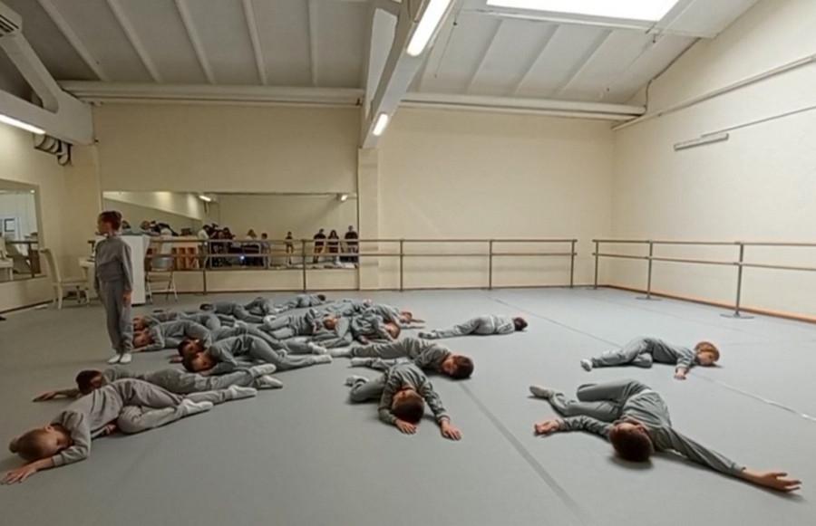 ForPost - Новости : В Севастопольской Академии хореографии подвели итоги учебного года