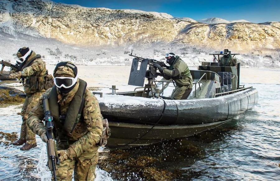 NYT: РФ «обошла США» по военному присутствию в Арктике благодаря изменению климата