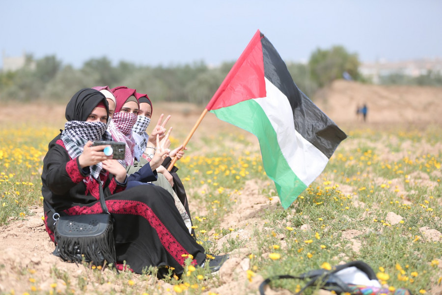 Изображая жертву: Палестина, которая не хочет быть государством