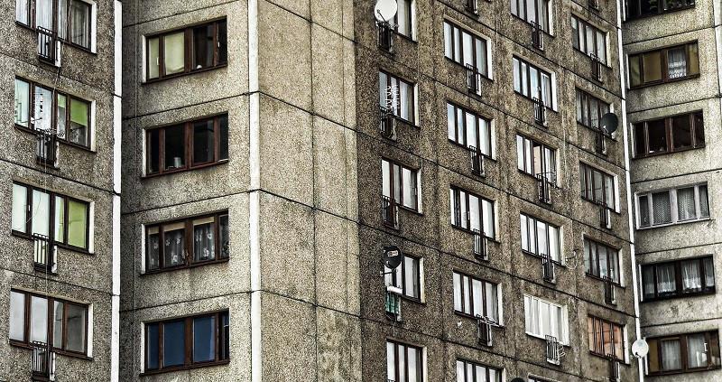 ForPost - Новости : В Крыму девочка упала с крыши девятиэтажки