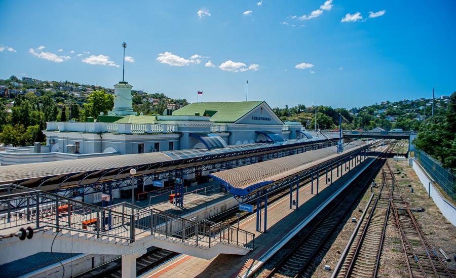 ForPost - Новости : На севастопольском вокзале пассажиров ждёт мягкий старт и прибытие