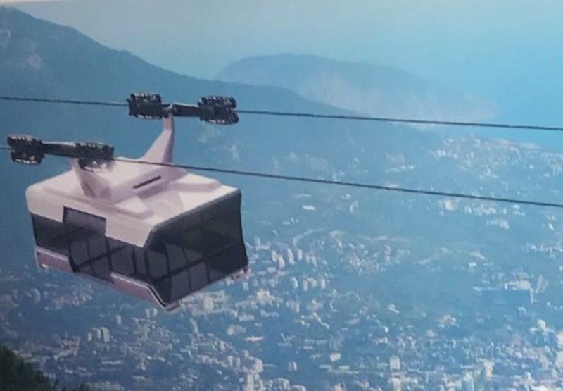 ForPost - Новости : В Крыму хотят построить воздушное метро от ЮБК до Симферополя