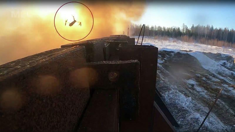 ForPost - Новости : В России опубликовали видео испытаний нового секретного оружия