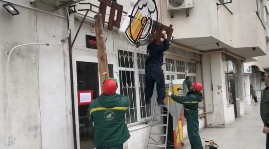 ForPost - Новости : Севастопольцы выселили скандальный кабак из своего дома