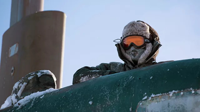"""В США заявили о подготовке к """"первой арктической войне"""""""