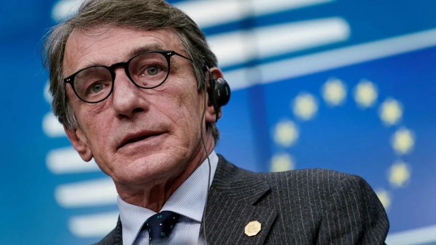 ForPost - Новости : Глава Европарламента призвал ужесточить антироссийские санкции