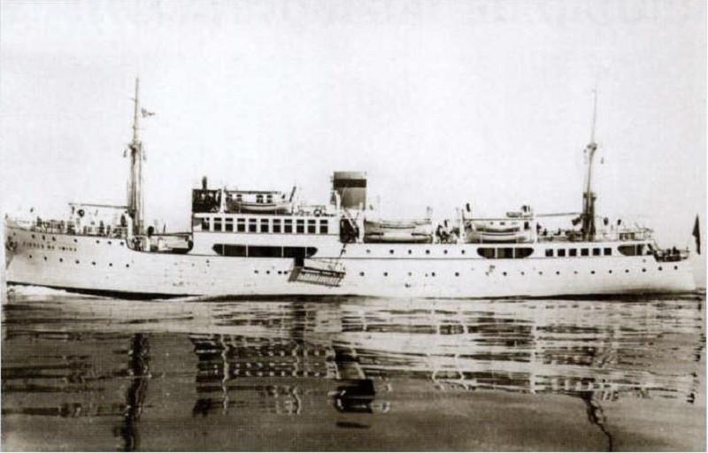 ForPost - Новости : Под Севастополем начнут поиски затонувшего судна «Белосток»