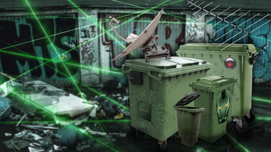 ForPost - Новости : На улицах Севастополя появятся элементы киберпанка