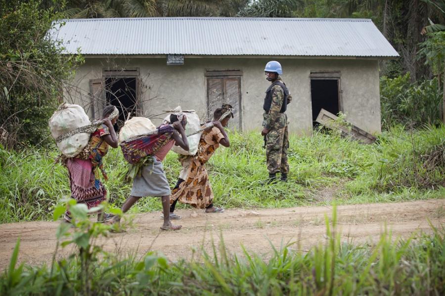 ForPost - Новости : Во время нападения на две деревни в Конго погибли 55 человек