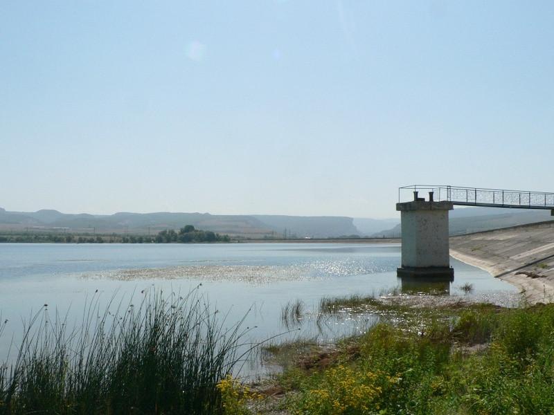 ForPost - Новости : Весенние ливни слабо наполнили реки Крыма