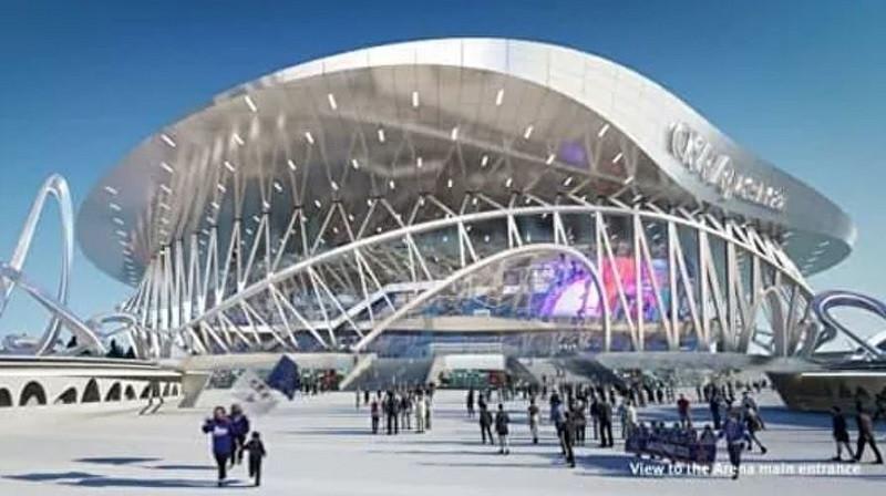 ForPost - Новости : Мировой хайп: прославившиеся из-за Севастополя австрийцы проектируют арену в Питере