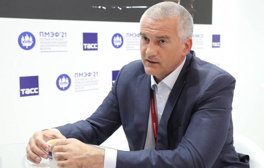 Аксенов: российские силовики собрали информацию о бизнесе украинских чиновников в Крыму