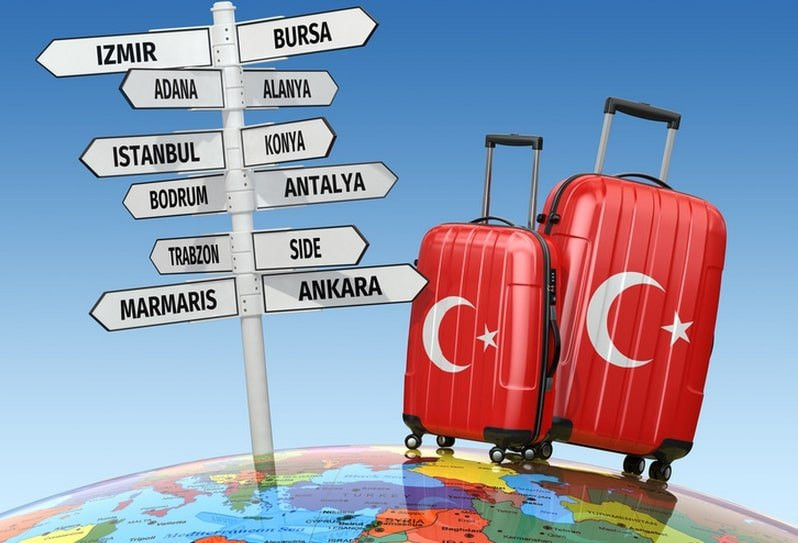 ForPost - Новости : Россияне бросились скупать недвижимость в Турции