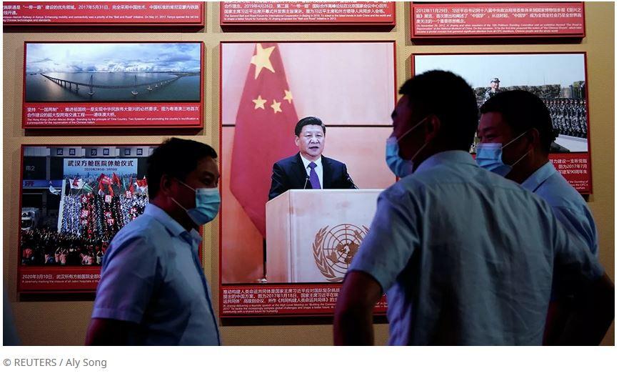 """Китай признался, что у него """"нет голоса"""". И учится агрессии"""