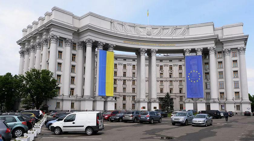 В Киеве пожаловались на падение числа сторонников ЕС среди украинцев