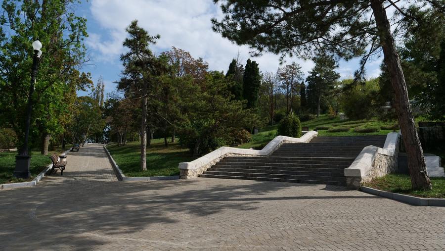 ForPost - Новости : В Севастополе назвали проектировщика турникетов для Малахова кургана