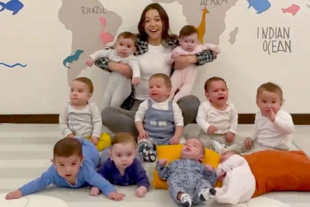 ForPost - Новости : Эксцентричный миллионер за год стал отцом 20 детей