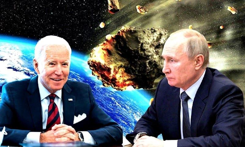 ForPost - Новости : Путин и Байден: чего ждать от переговоров и при чём тут метеориты