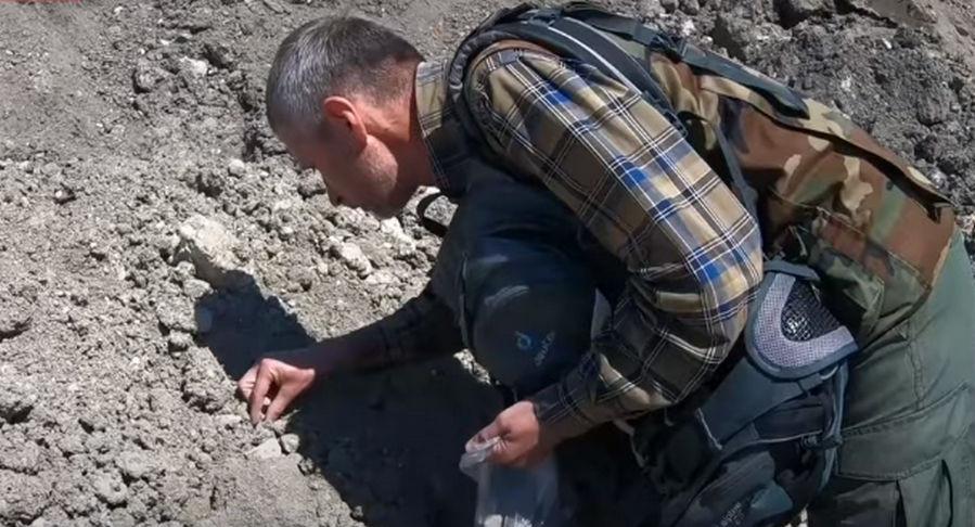 ForPost - Новости : Руины древнего Херсонеса Таврического в Севастополе свозят на мусорную свалку
