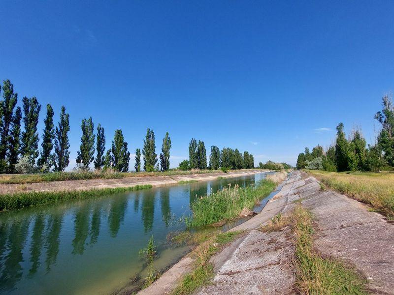 ForPost - Новости : «Желаемое за действительное»: что просочилось в Крым вместо воды из Днепра
