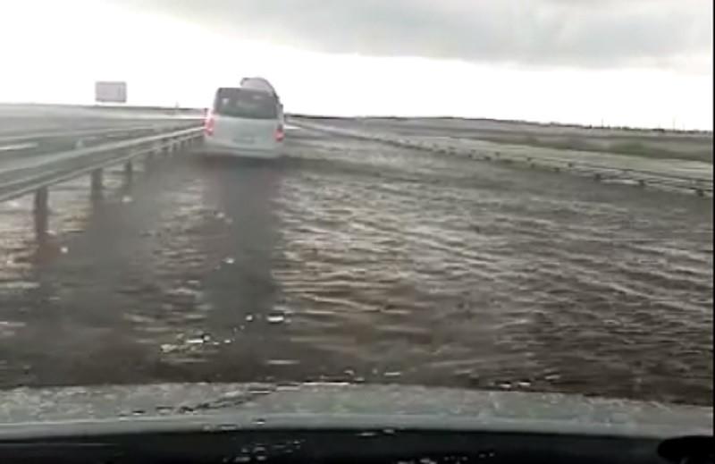 ForPost - Новости : Из-за чего затопило Крымскую «Тавриду»?