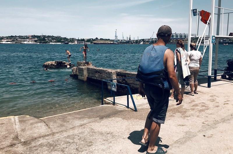 ForPost - Новости : Туристический сезон выявил проблемы на пяти из 30 пляжей Севастополя