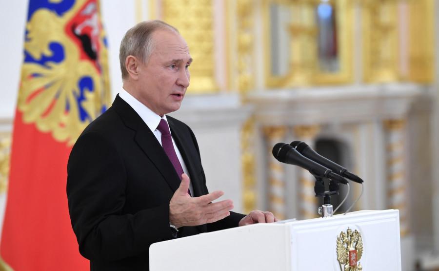 ForPost - Новости : Британцы рассказали, почему не верят Путину