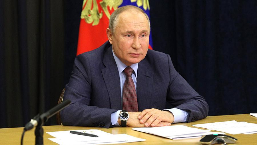ForPost - Новости : Путин сравнил украинский закон о коренных народах с идеями нацистской Германии