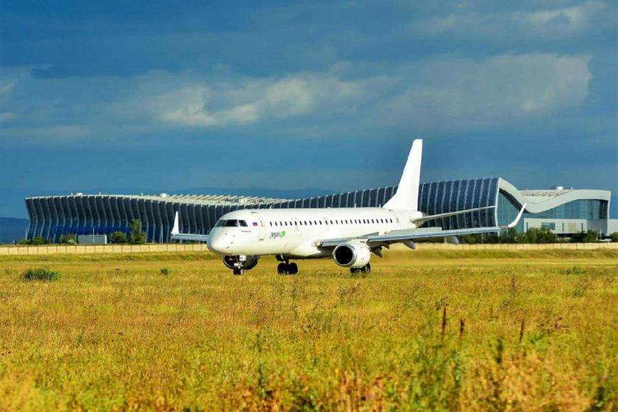ForPost - Новости : Из Крыма снова можно долететь до Астрахани