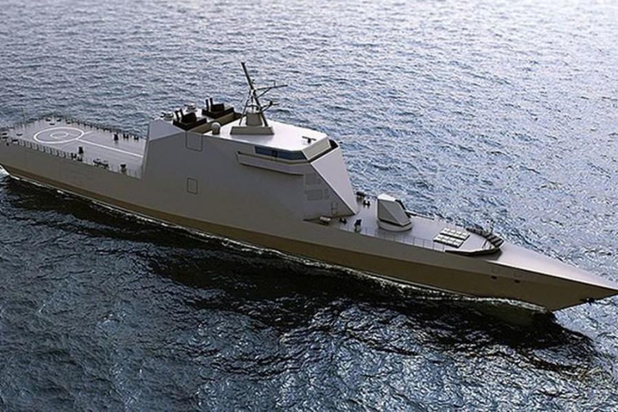 ForPost - Новости : «Пусть назовут «Байденом»: в Британии отреагировали на первый российский «стелс»-корабль