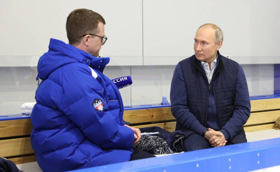 ForPost - Новости : В Киеве оценили слова Путина о подлётном времени ракет при вступлении Украины в НАТО