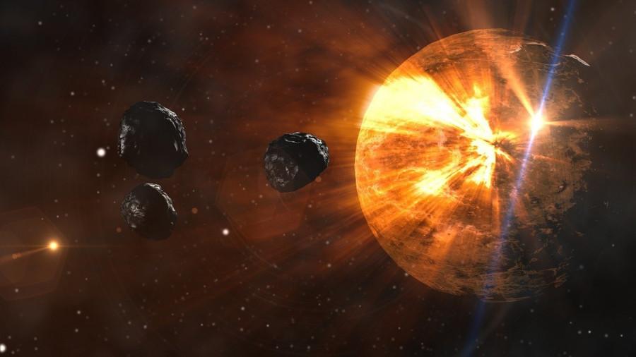 ForPost - Новости : «Потенциально опасный» астероид приближается к Земле