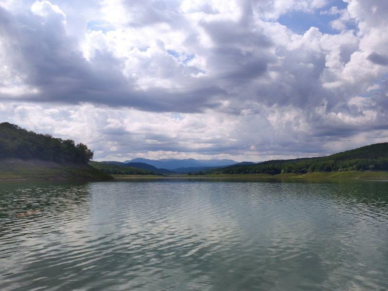 ForPost - Новости : Летние ливни не принесли Крыму воду