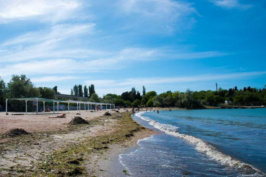 ForPost - Новости : Пляж «Омега» в Севастополе оказался в четыре раза хуже нормы