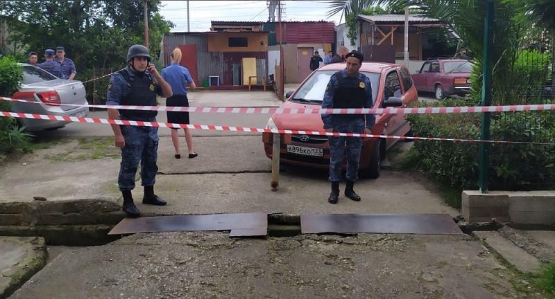 ForPost - Новости : Житель Сочи расстрелял судебных приставов