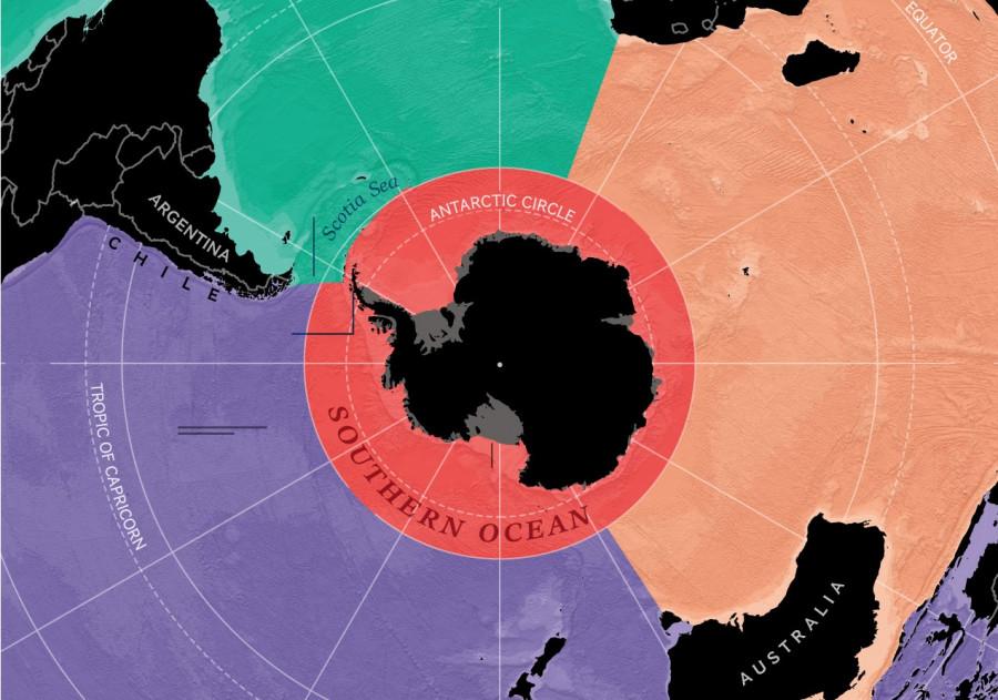 ForPost - Новости : На Земле появился пятый океан