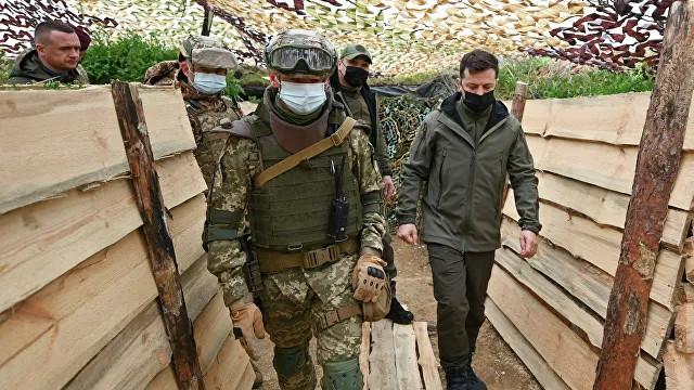 ForPost - Новости : Киев направит часть военной помощи США на углубление совместимости с НАТО