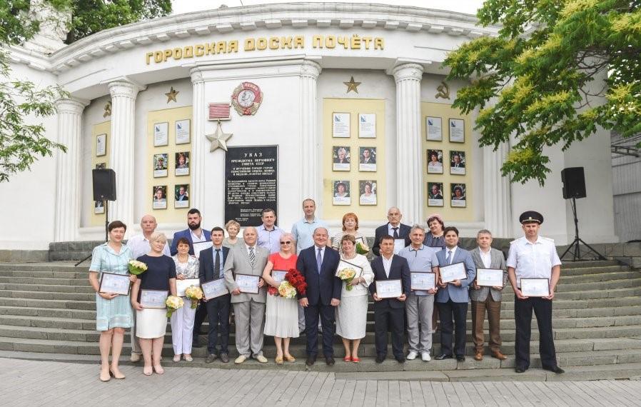 ForPost - Новости : В Севастополе назвали лучших работников и лучшие коллективы