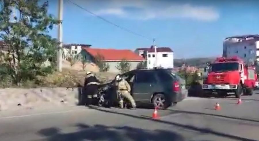 ForPost - Новости : В Севастополе нетрезвый водитель не справился с управлением и устроил ДТП