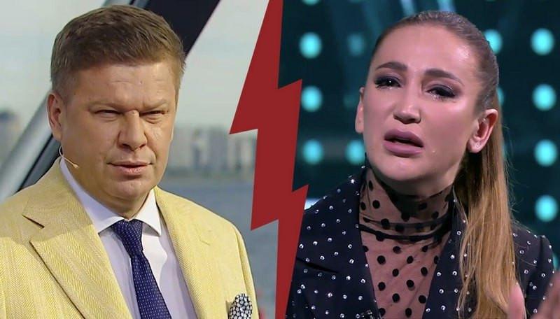ForPost - Новости : «Вы перестали пить коньяк по утрам?» Губерниев и Бузова устроили скандал в прямом эфире