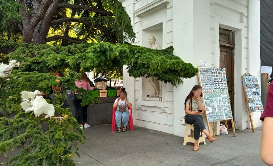 ForPost - Новости : Севсети #1253. Екатерининский день и сувенирные баррикады на Графской